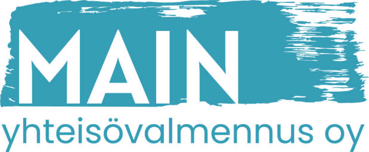 Logo Main yhteisövalmennus oy